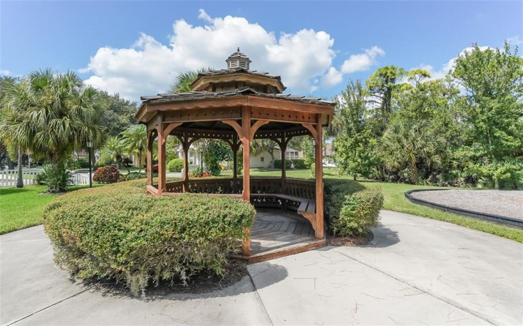 community offers beautiful grounds, playground, gazebo and a pool. - Single Family Home for sale at 759 Shadow Bay Way, Osprey, FL 34229 - MLS Number is A4478456