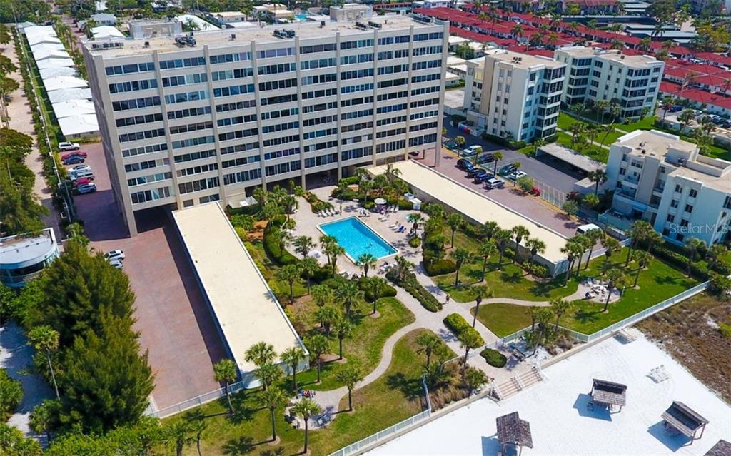 Sellers Property Disclosure - Condo for sale at 6140 Midnight Pass Rd #109, Sarasota, FL 34242 - MLS Number is A4478981
