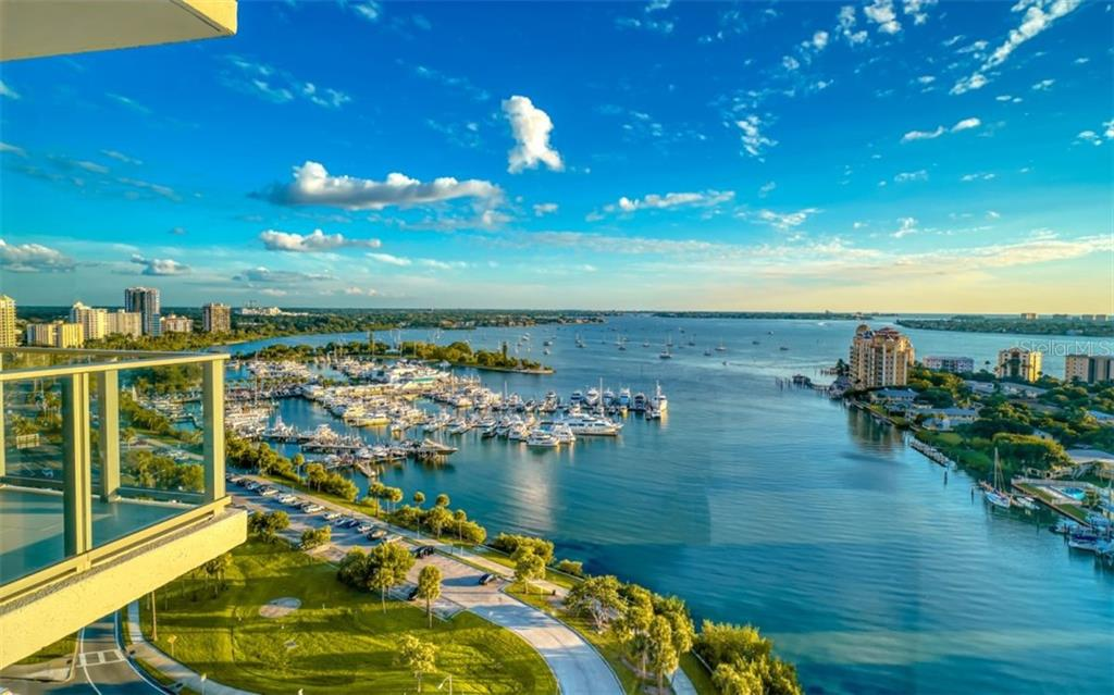 Amenities Level Floor Plan - Condo for sale at 1155 N Gulfstream Ave #1701, Sarasota, FL 34236 - MLS Number is A4480090