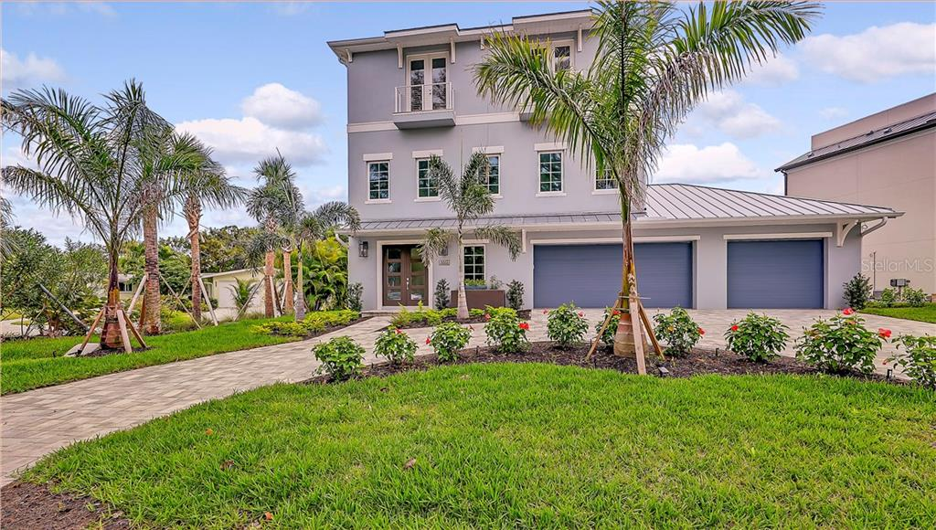 MLS DISCLOSURES - Single Family Home for sale at 550 Buttonwood Dr, Longboat Key, FL 34228 - MLS Number is A4491326