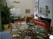 Dining area/wet bar - Single Family Home for sale at 3452 Mistletoe Ln, Longboat Key, FL 34228 - MLS Number is A4415200