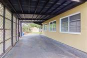 Carport #1 - Single Family Home for sale at 4221 Longhorn Dr, Sarasota, FL 34233 - MLS Number is A4435810
