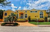 Front View - Single Family Home for sale at 811 Jungle Queen Way, Longboat Key, FL 34228 - MLS Number is A4438987