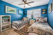 Bedroom 3 - Single Family Home for sale at 128 41st Cir E, Bradenton, FL 34208 - MLS Number is A4443779