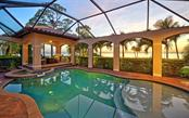 Pool & Spa - Single Family Home for sale at 7903 Longbay Blvd, Sarasota, FL 34243 - MLS Number is A4449717