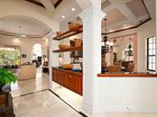 Foyer entry - Single Family Home for sale at 6826 Turnberry Isle Ct, Lakewood Ranch, FL 34202 - MLS Number is A4450601