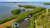 Prime boat slip location with direct Bay access. - Single Family Home for sale at 8945 Fishermens Bay Dr, Sarasota, FL 34231 - MLS Number is A4452640