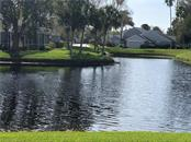 Pond view from patio, watch the wildlife! - Townhouse for sale at 3434 51st Avenue Cir W, Bradenton, FL 34210 - MLS Number is A4454154