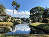 Pond view - Townhouse for sale at 3434 51st Avenue Cir W, Bradenton, FL 34210 - MLS Number is A4454154