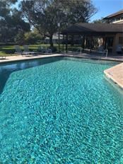 Crystal clear community pool - Townhouse for sale at 3434 51st Avenue Cir W, Bradenton, FL 34210 - MLS Number is A4454154