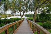Walking Bridge to Manatee River from Club House - Single Family Home for sale at 11806 Rive Isle Run, Parrish, FL 34219 - MLS Number is A4457432