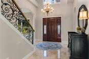 Beautiful foyer. - Single Family Home for sale at 443 S Polk Dr, Sarasota, FL 34236 - MLS Number is A4459240