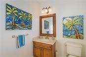 Powder Room - Single Family Home for sale at 443 S Polk Dr, Sarasota, FL 34236 - MLS Number is A4459240