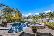 Beautiful palms by the pool. - Single Family Home for sale at 443 S Polk Dr, Sarasota, FL 34236 - MLS Number is A4459240