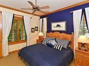 Guest House Guest Bedroom #2 - Single Family Home for sale at 6301 Gulf Of Mexico Dr, Longboat Key, FL 34228 - MLS Number is A4460816