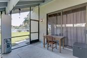 Screened Patio - Condo for sale at 2319 Lakeside Mews #B3, Sarasota, FL 34235 - MLS Number is A4462396