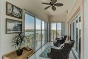 Third floor Lanai - Condo for sale at 5923 Midnight Pass Rd #3, Sarasota, FL 34242 - MLS Number is A4465178