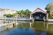 Additional 2 slips behind boathouse convey. - Condo for sale at 5923 Midnight Pass Rd #3, Sarasota, FL 34242 - MLS Number is A4465178