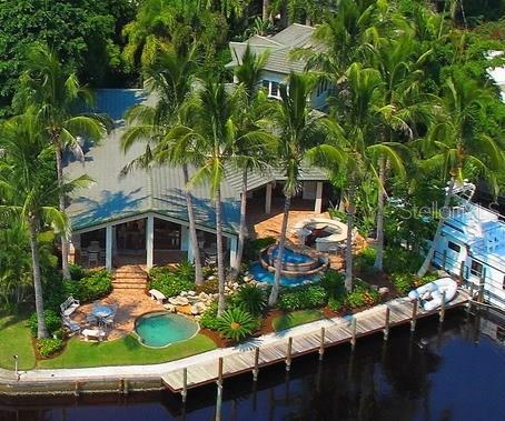 Частный дом для того Продажа на 338 W Bay Dr 338 W Bay Dr Venice, Флорида,34285 Соединенные Штаты