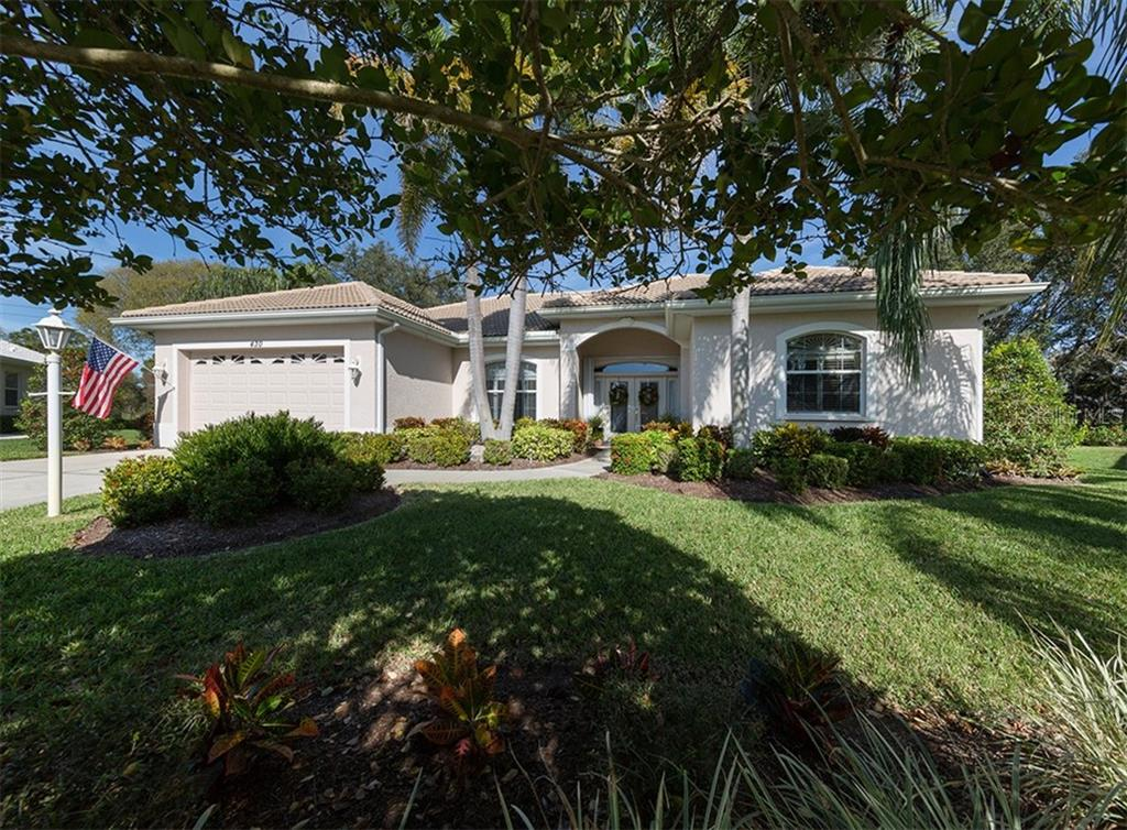 Improvements - Single Family Home for sale at 430 Autumn Chase Dr, Venice, FL 34292 - MLS Number is N6103879