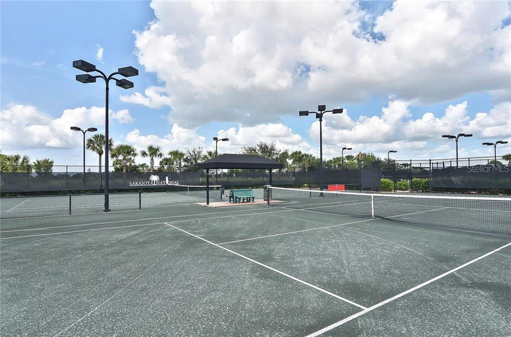 Tennis - Single Family Home for sale at 23763 Waverly Cir, Venice, FL 34293 - MLS Number is N6107580