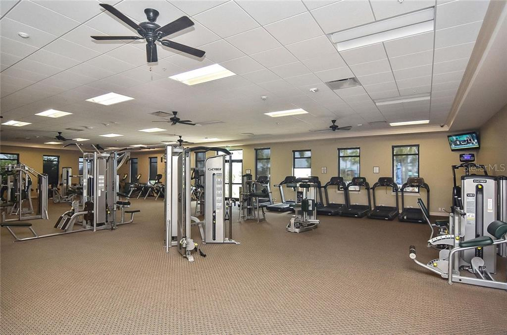 Fitness - Single Family Home for sale at 23763 Waverly Cir, Venice, FL 34293 - MLS Number is N6107580