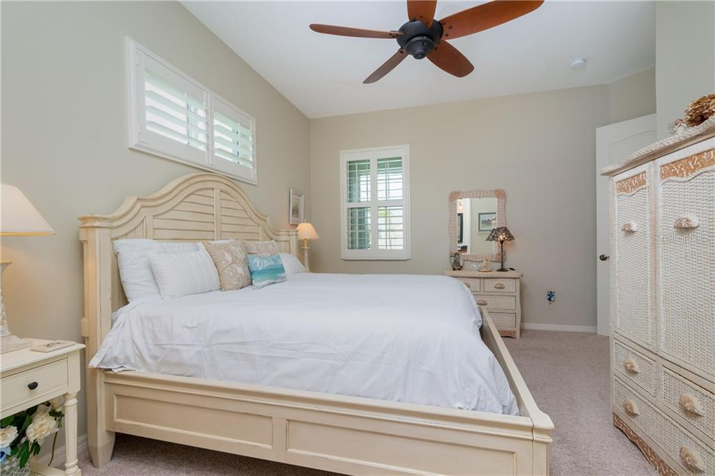 Bedroom 2 - Single Family Home for sale at 11017 Barnsley Dr, Venice, FL 34293 - MLS Number is N6108867