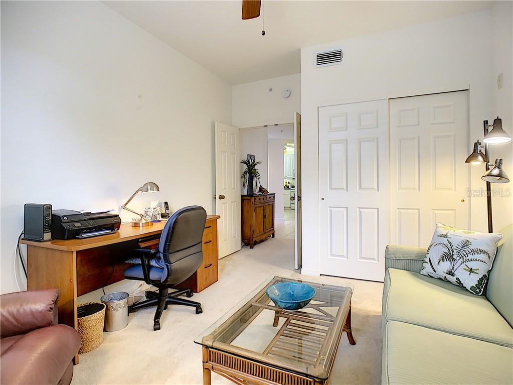 3rd bedroom - Condo for sale at 115 Woodbridge Dr #104, Venice, FL 34293 - MLS Number is N6108875