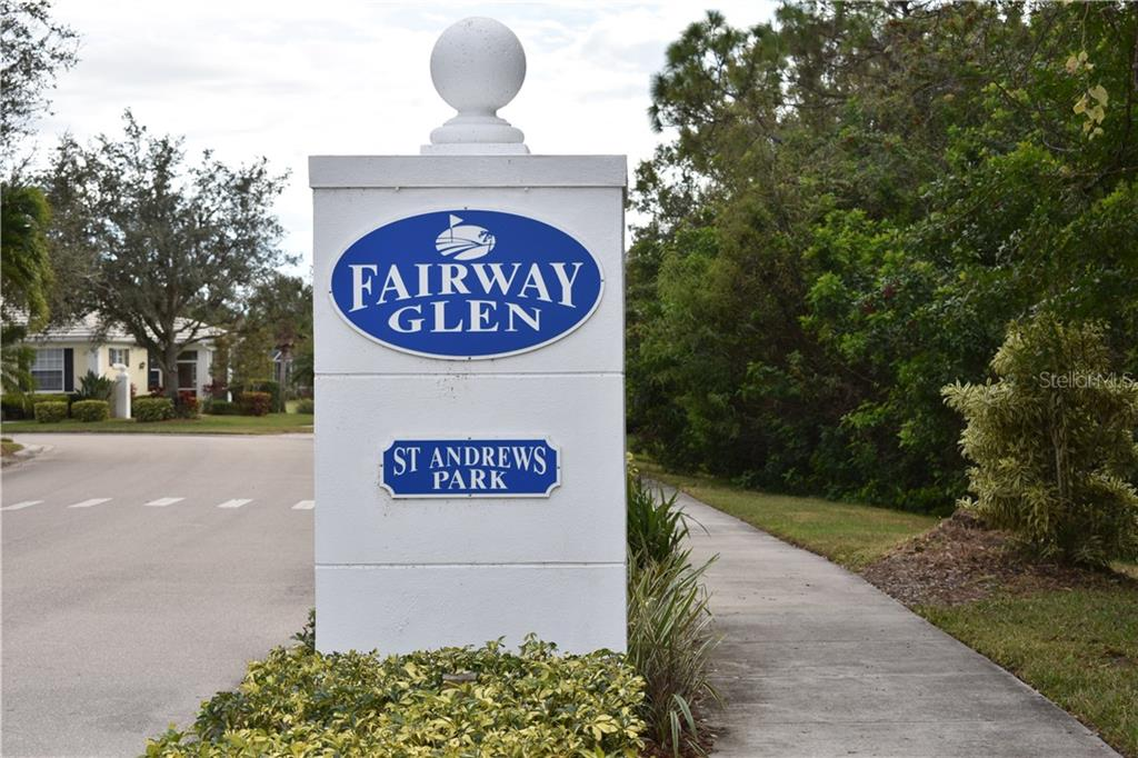 Welcome Home to Fairway Glen - Condo for sale at 115 Woodbridge Dr #104, Venice, FL 34293 - MLS Number is N6108875