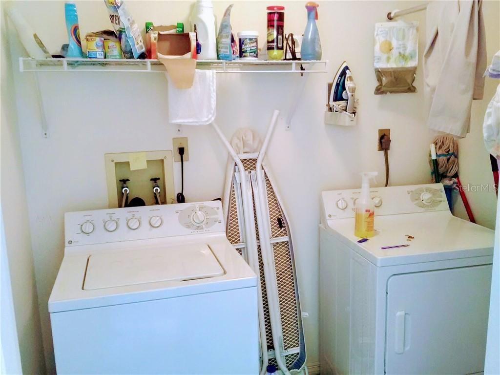 laundry room is spacious - Condo for sale at Address Withheld, Venice, FL 34293 - MLS Number is N6109324