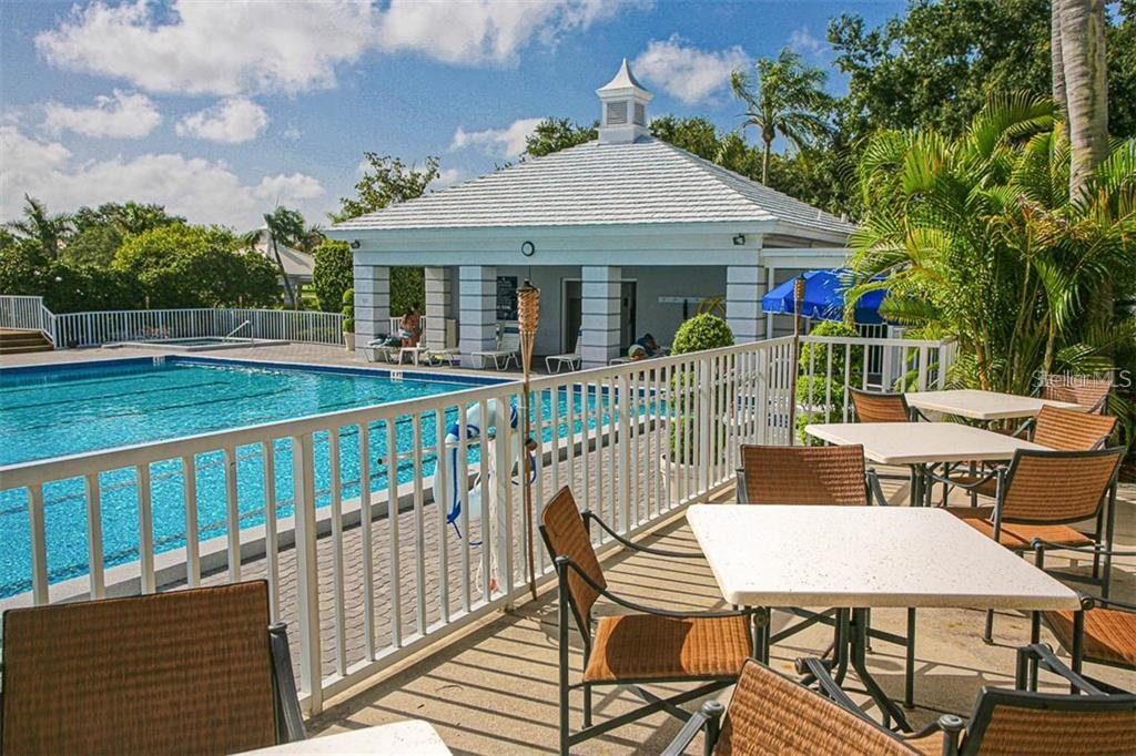 pool at Plantation Golf and Country Club - Condo for sale at Address Withheld, Venice, FL 34293 - MLS Number is N6109324