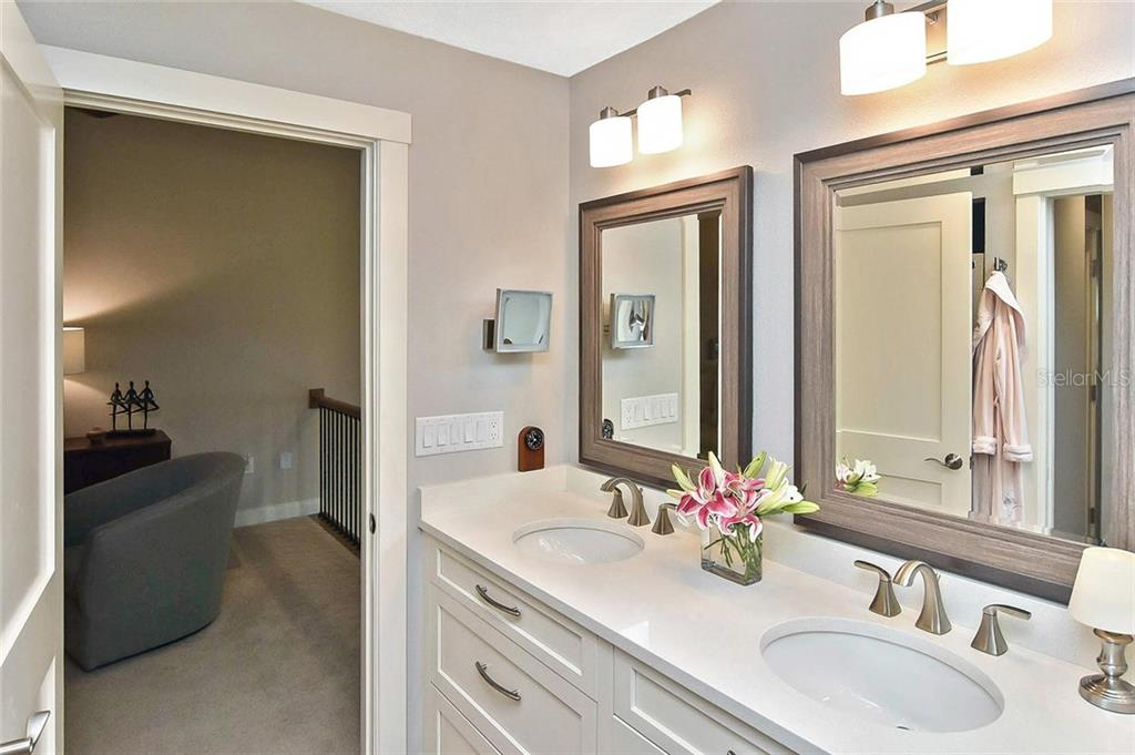 Master bath to loft - Condo for sale at 448 Palmetto Ct #B5, Venice, FL 34285 - MLS Number is N6109553