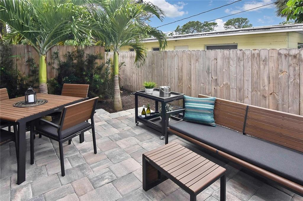 Patio - Condo for sale at 448 Palmetto Ct #B5, Venice, FL 34285 - MLS Number is N6109553