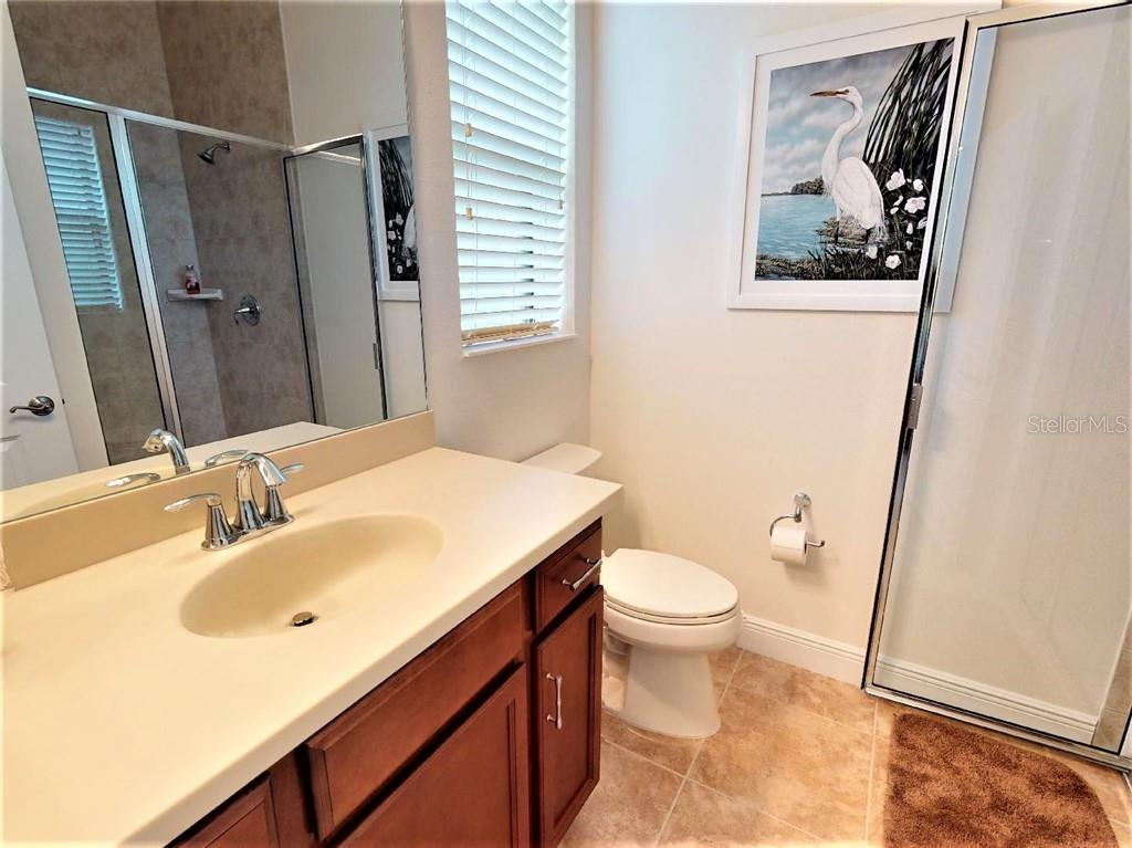 bathroom 3 with shower - Single Family Home for sale at 23793 Waverly Cir, Venice, FL 34293 - MLS Number is N6112352