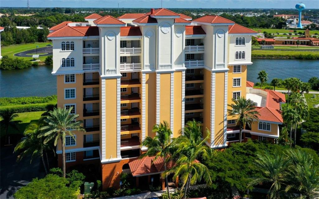 Front elevation of building C - Condo for sale at 167 Tampa Ave E #313, Venice, FL 34285 - MLS Number is N6112536