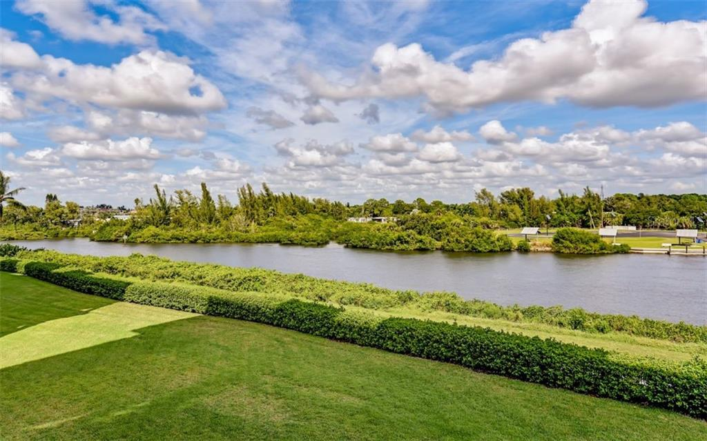 Balcony view - Condo for sale at 167 Tampa Ave E #313, Venice, FL 34285 - MLS Number is N6112536