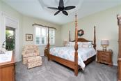 Master bedroom - Single Family Home for sale at 11017 Barnsley Dr, Venice, FL 34293 - MLS Number is N6108867