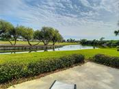 And the views from your outside patio.! - Condo for sale at 115 Woodbridge Dr #104, Venice, FL 34293 - MLS Number is N6108875