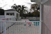 One of the two community pools - Condo for sale at 115 Woodbridge Dr #104, Venice, FL 34293 - MLS Number is N6108875